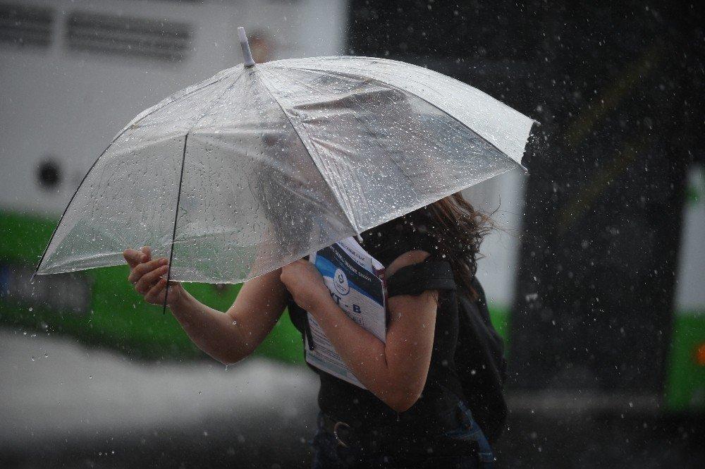 'Kars ve Bölge'de Sağanak Yağış Bekleniliyor