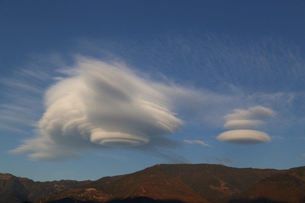 Artvin   Gökyüzünde Bulutların Dansı