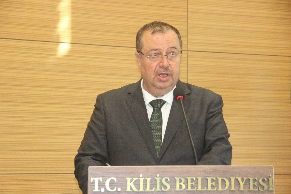 Kilis Belediyesi 'Yeni Başkanı'nı Seçti