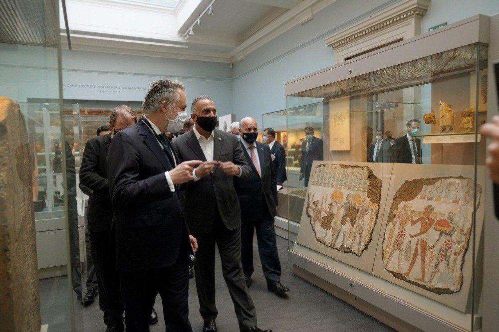 İngiltere, Irak'a Tarihi Eserlerini İade Edecek