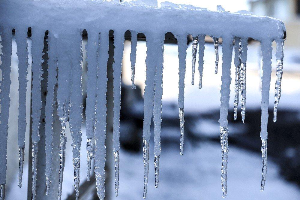 Bilbilan Yaylasından Kış Manzaraları