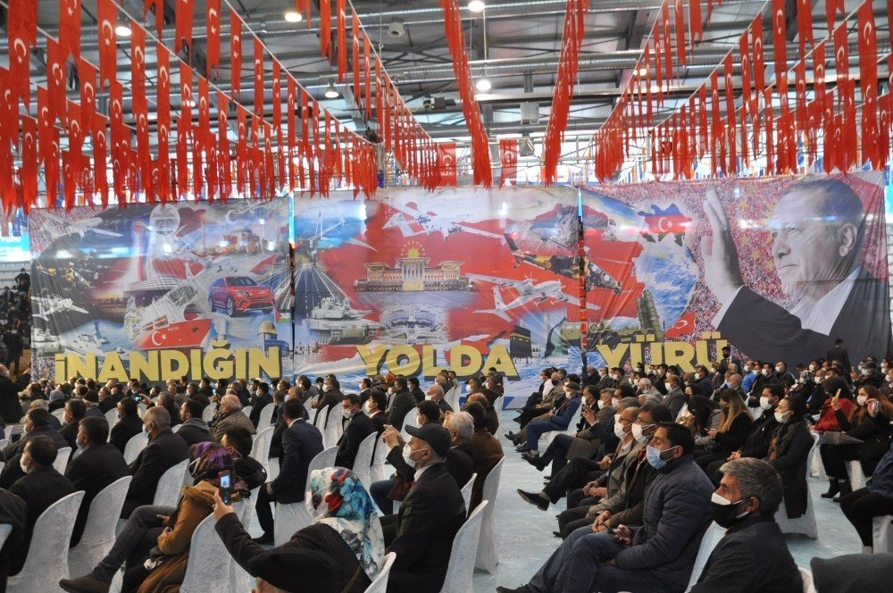 AK Parti Kars İl Kongresi Gerçekleşti