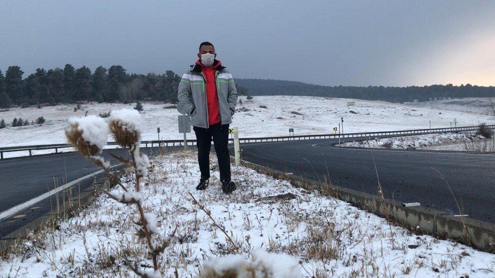 Sarıkamış'ta Yoğun Kar Yağışı
