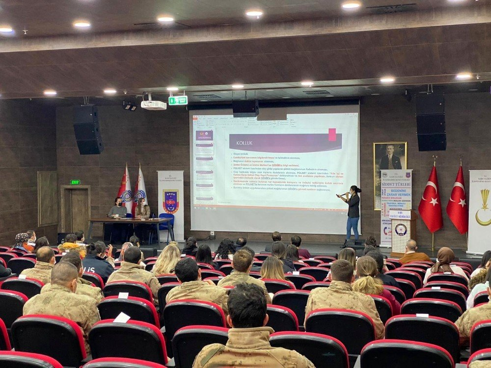 Kars'ta Güvenlik Güçlerine Eğitim Verildi