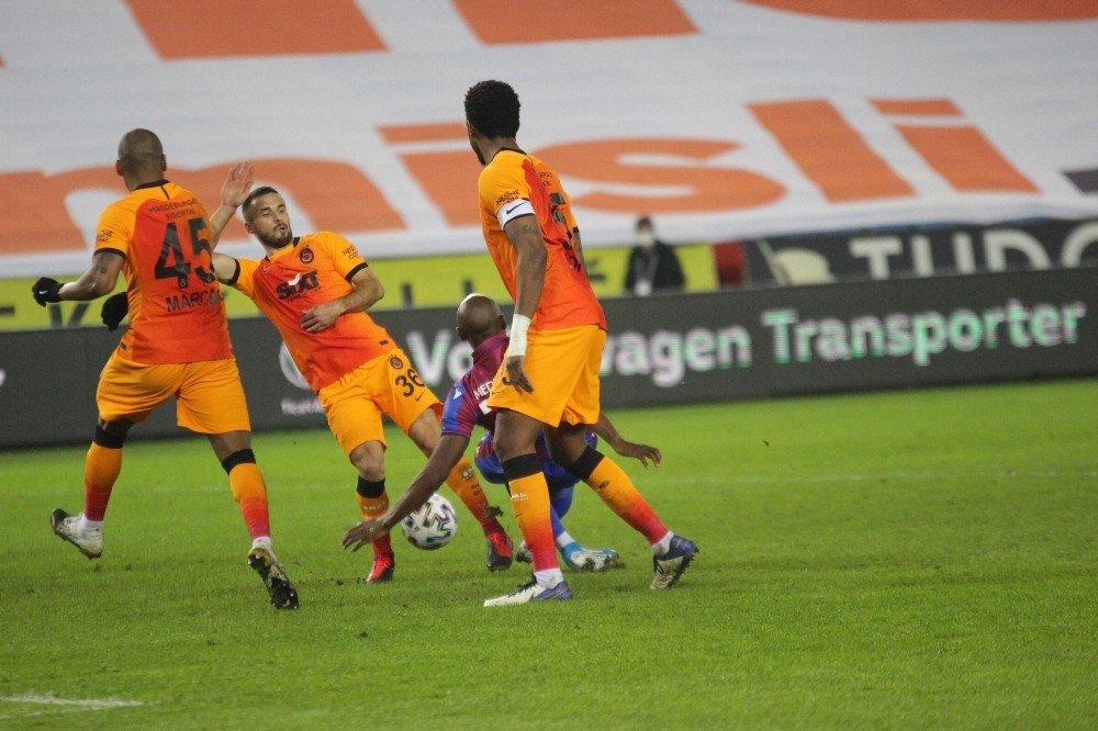 Galatasaray Liderliği Aldı