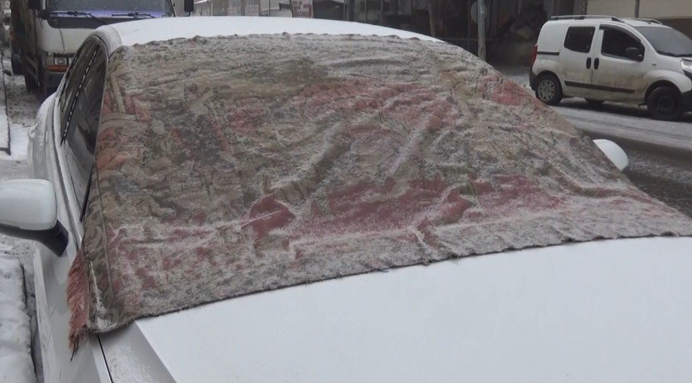 Kars'ta Kilimli, Battaniyeli Soğuk Önlemi