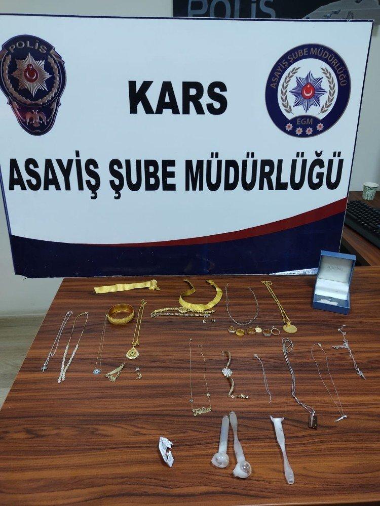 Kars | Hırsızlık Şüphelileri Tutuklandı