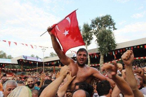 655. Kırkpınar'ın Şampiyonu Recep Kara