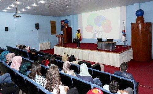 Ağrı'da Öğrencilere Oryantasyon Eğitimi