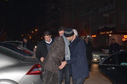 Ahmet Türk Cezaevinden Çıktı