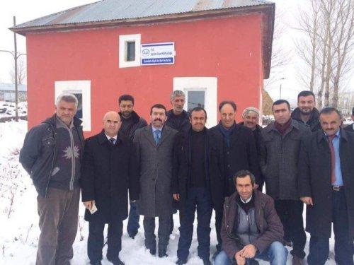 Ak Parti İl Başkanı Selim'de