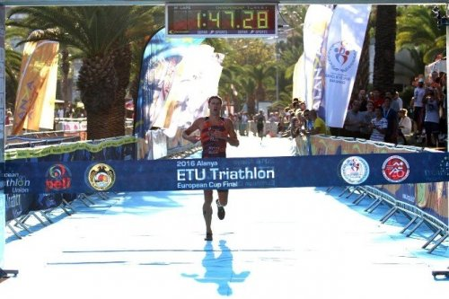 Alanya Etu Triathlon Avrupa Kupası Finali Sona Erdi