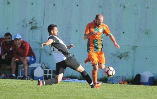 Alanyaspor, Manisaspor'a 1-0 Yenildi