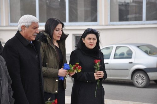 Aliyev Ölüm Yıldönümünde Kars'ta Anıldı
