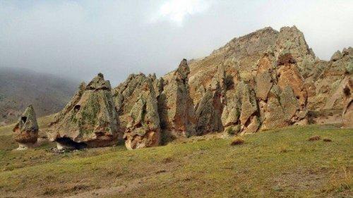 Amatör Dağcılar, Kars'ı Yeniden Keşfediyor