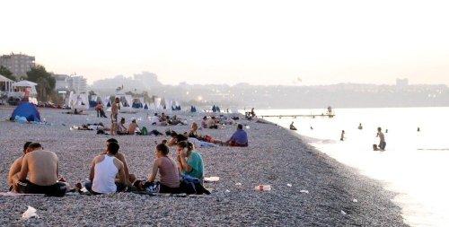 Antalya'nın Gecesi İstanbul'un Gündüzünü Solladı