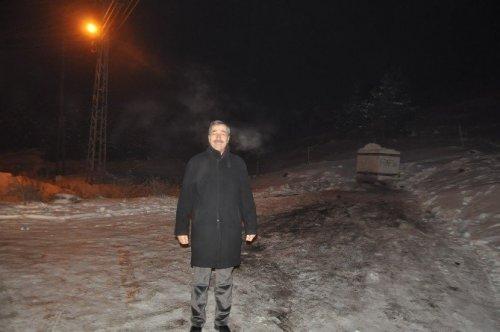 Aras Edaş'ın Sokak Aydınlatma Çalışması