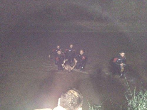 Aras Nehrine Giren İki Çocuktan Birisi Boğuldu