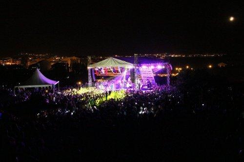 Ardahan 16. Ulusal Kültür Ve Bal Festivali Konserle Sona Erdi