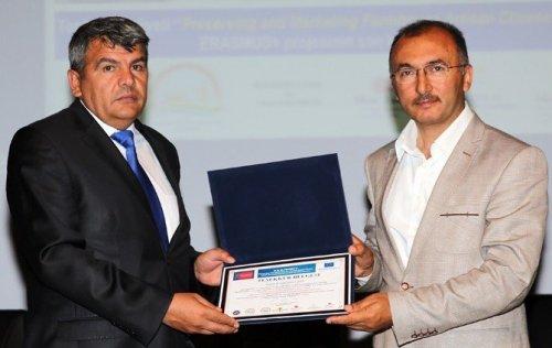 Arü'nün Uluslararası Projesi Başarıyla Tamamlandı