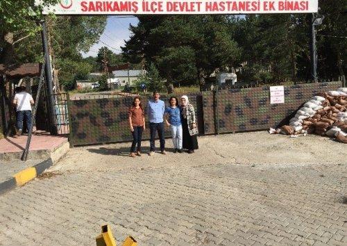 Asker Hastanesi, Devlet Hastanesi Ek Binası Oldu