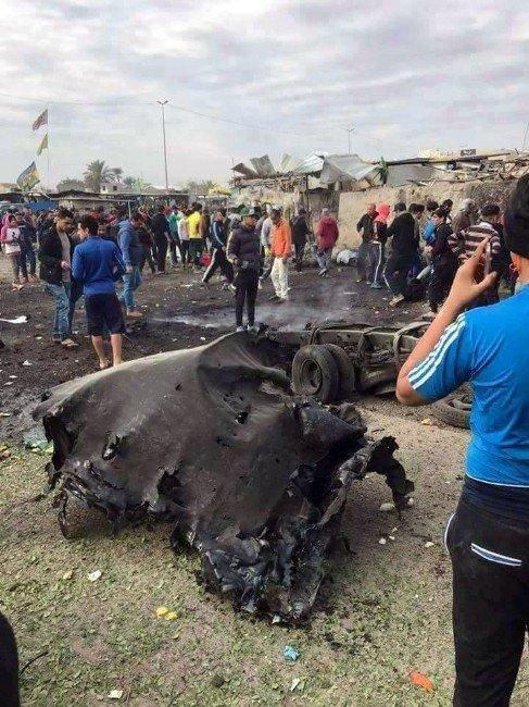 Bağdat'ta Bombalı Araç Saldırısı: 33 Ölü