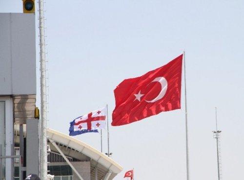 Bakan Tüfenkci 'Aktaş Sınır Kapısı'nda