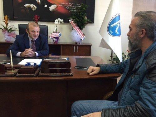 Balcı, KAÜ Tıp Fakültesi Dekanlığına Atandı