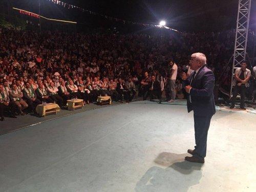 Başkan Karaçanta, 9. Şehirler Ve Kültürler Kaynaşması Etkinliğine Katıldı