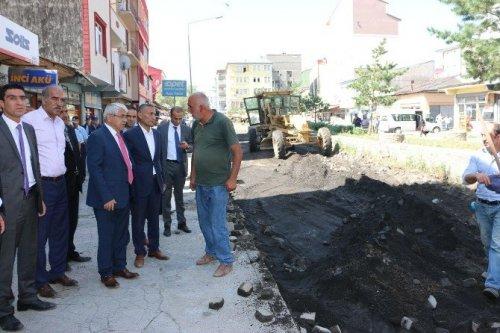 """Belediye Başkanı Murtaza Karaçanta, """"Söz Verdik, Yapıyoruz!"""""""