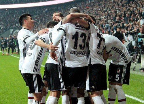 Beşiktaş Galibiyet Hasretine Son Verdi