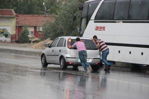 Bu Görüntüler Eskişehir'den