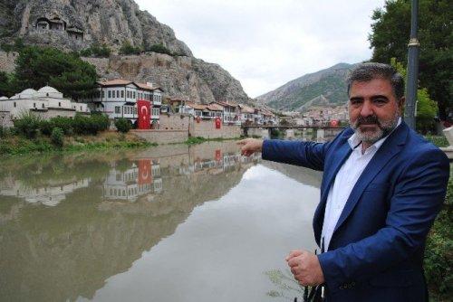 Bu Manzara Sadece Amasya'da Var