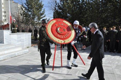 Çanakkale Zaferi, Kars'ta Kutlandı