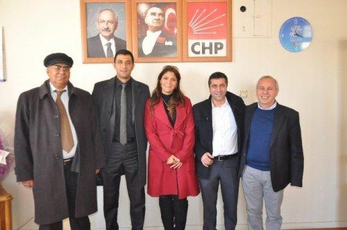 CHP Heyeti Kars'ta