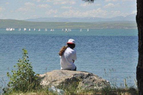 Çıldır Gölü'nde Bayram Etkinlikleri