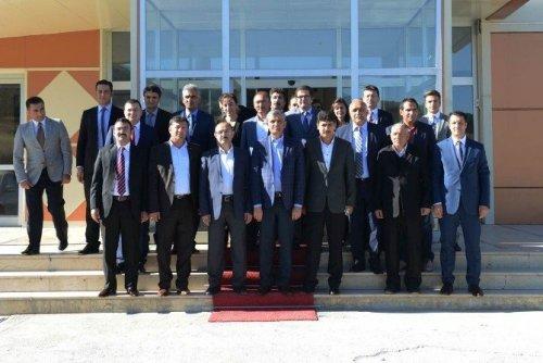 Dap Projeleri İzleme ve Değerlendirme Toplantısı Yapıldı