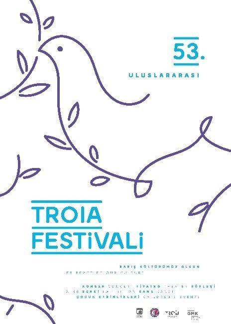 Darbe Girişimi Uluslararası Troia Festivali'ni İptal Ettirdi
