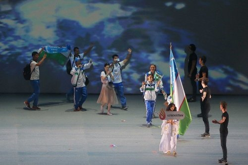 Deaflympics Samsun 2017'ye Muhteşem Açılış