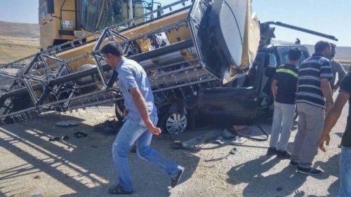 Diyadin'de Trafik Kazası: 1 Ölü, 3 Yaralı