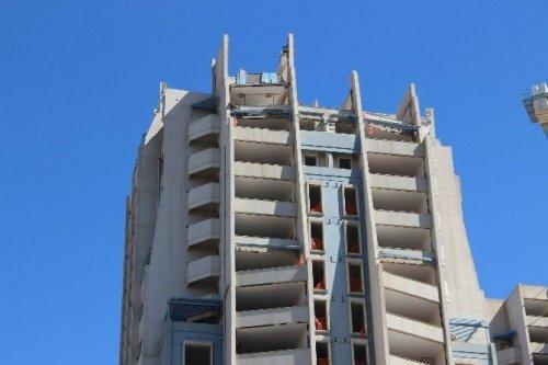 Diyarbakır'ın İkiz Kuleleri Tıraşlanıyor