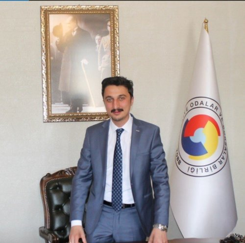 Ertuğrul Alibeyoğlu'nun Başkanlığı Başladı