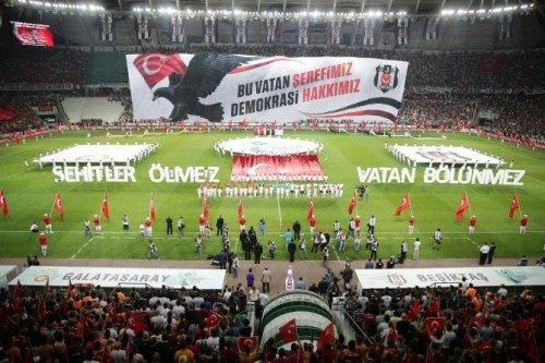 Galatasaray Süper Kupa'yı Aldı