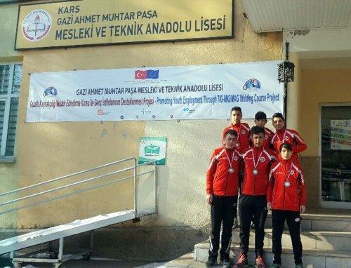 GAMP Lisesi 'Kros Şampiyonası'na Katılacak