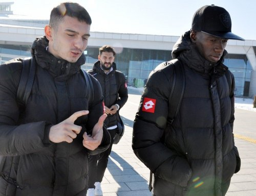 Gençlerbirliği, Kars'a Geldi