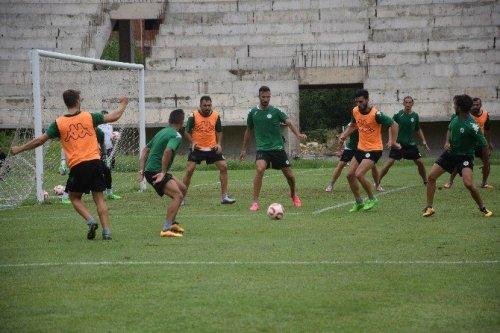Giresunspor Lige 3 Puanla Başlamak İstiyor.