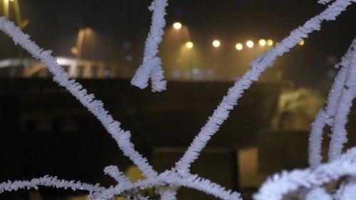 Göle'de Soğuk Hava ve Sis Etkili Oluyor