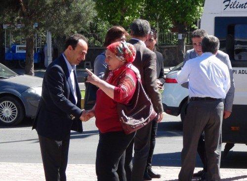 Gözaltına Alınan Baydemir Serbest Bırakıldı