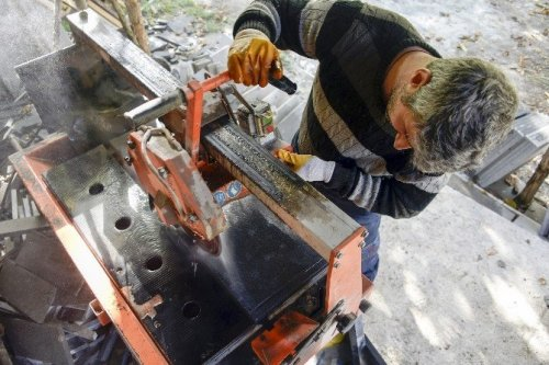 Gümüşhane'den Avrupa'ya Lezzet Veren Taş İhracatı
