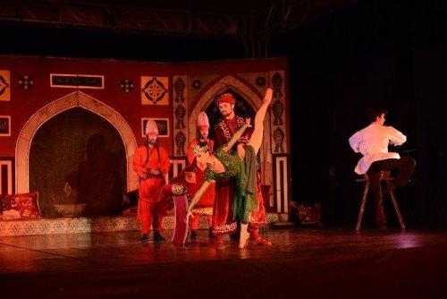 Harem Balesi Hattuşa'da Sahnelendi